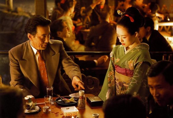 "New stills of film ""Memoirs of a Geisha"""